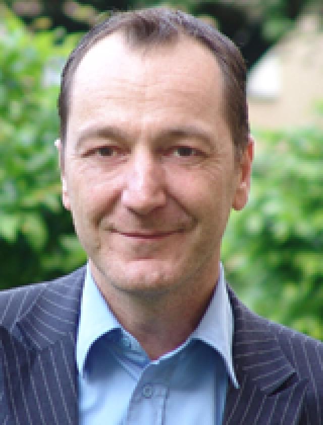 Portrait Manuel Izdebski