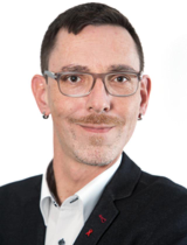 Portrait Ulf-Arne Hentschke-Kristal